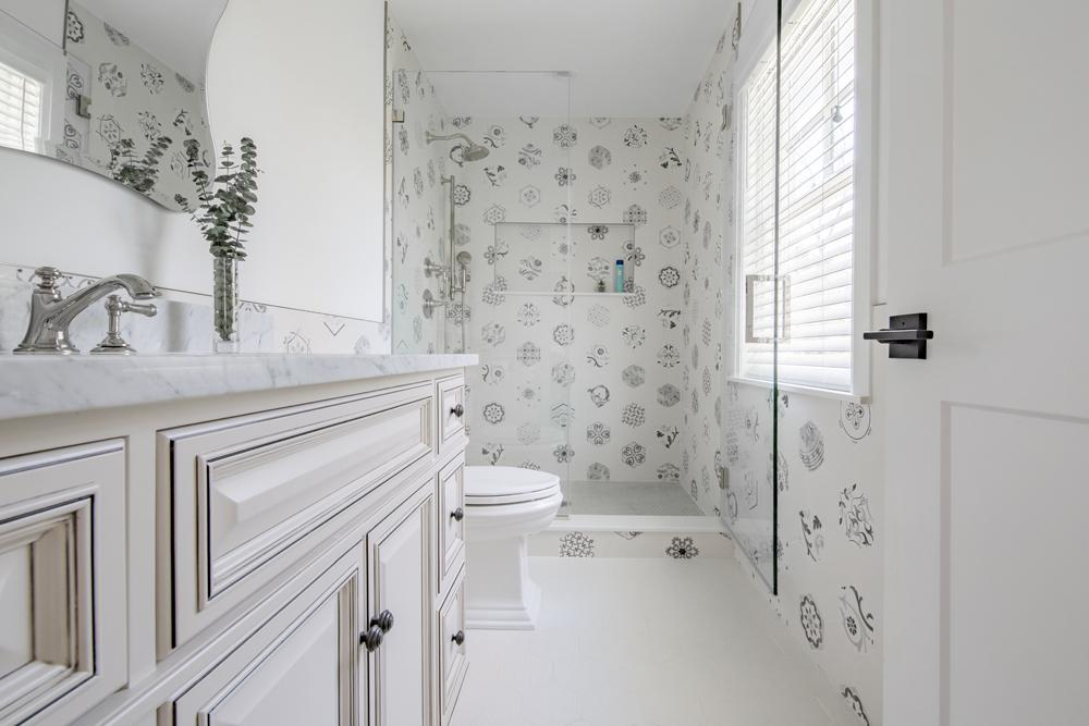 Project Spotlight: Sophisticated Kid's Bathrooms