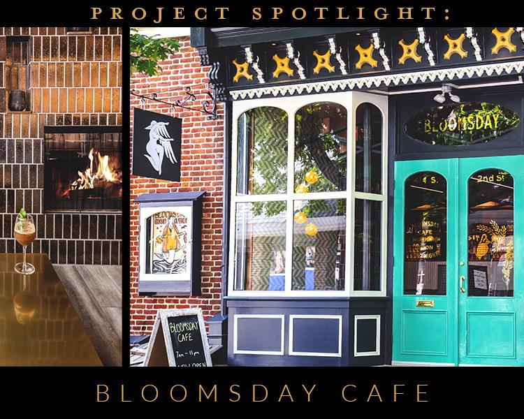 Project Spotlight: Bloomsday Cafe