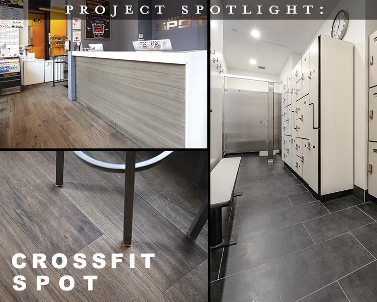Project Spotlight: CrossFit SPOT!
