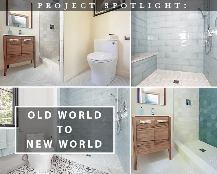 Project Spotlight: Old World Meets New World