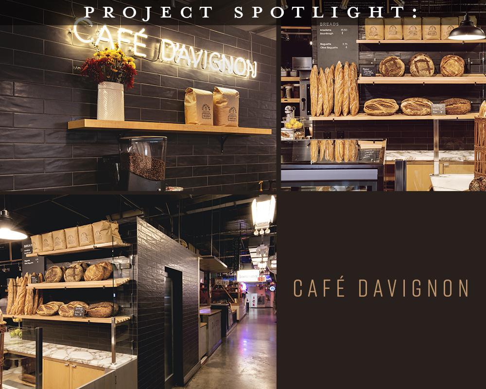 Project Spotlight: Café D'Avignon
