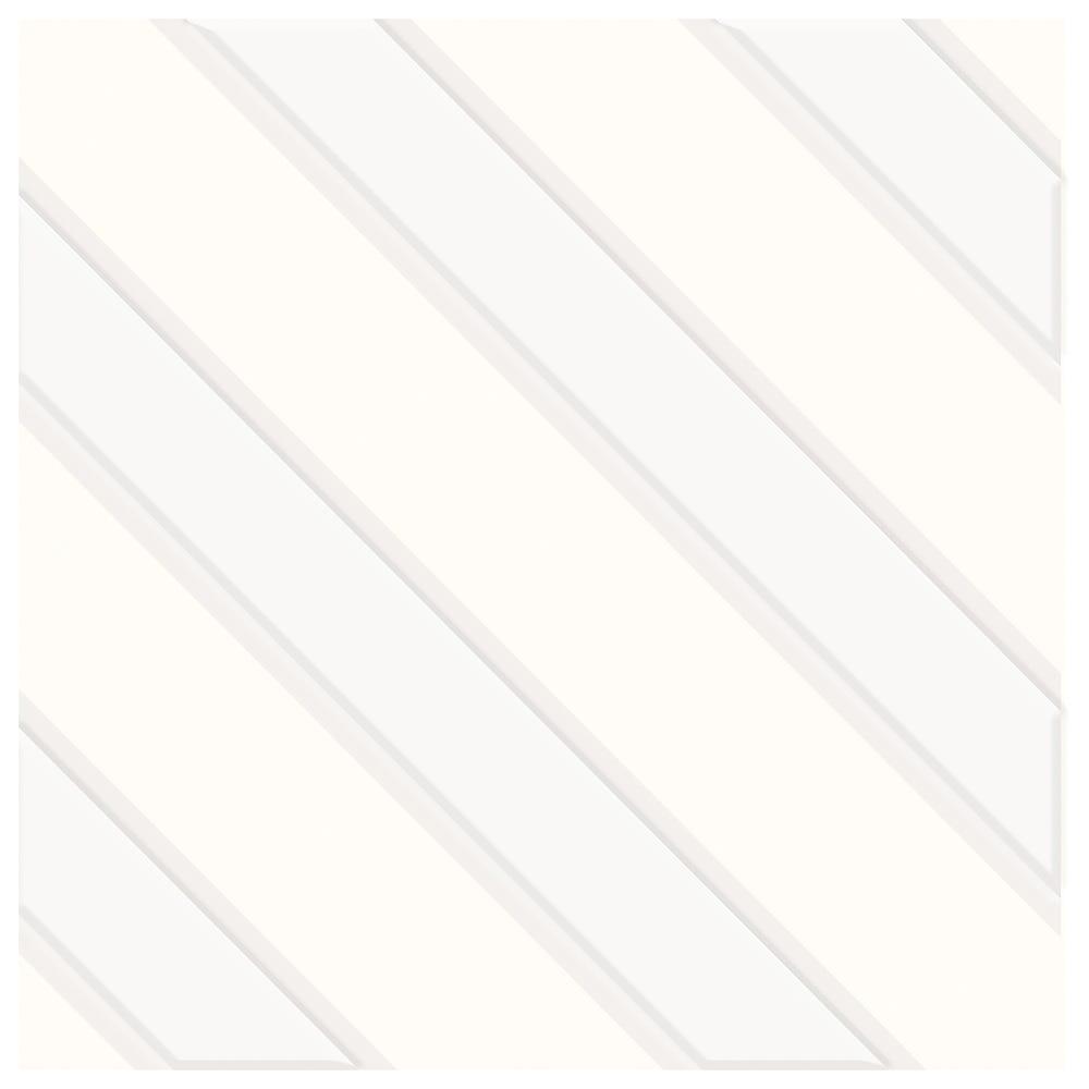 Extra Brut White on White 8x8